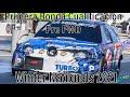 Primera Ronda Cualificacion Pro FWD Winter Nationals 2021 Orlando Speed World Dragway