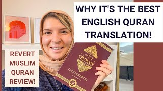 The Clear Quran Review! Why I LOVE This English Translation of the Quran as a Revert!