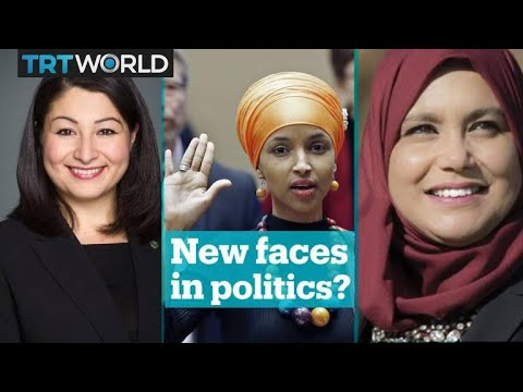 Muslim women changing the face of politics