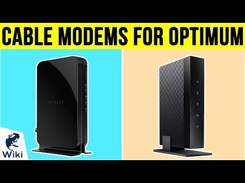 7 Best Cable Modems For Optimum 2019