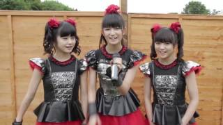 "Quick Compilation of Babymetal saying ""Only the fox God knows""."