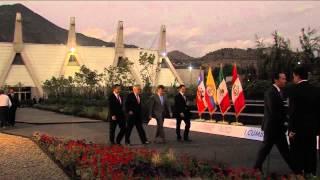 Alianza del Pacífico abordará posible incorporación de Costa Rica y Panamá