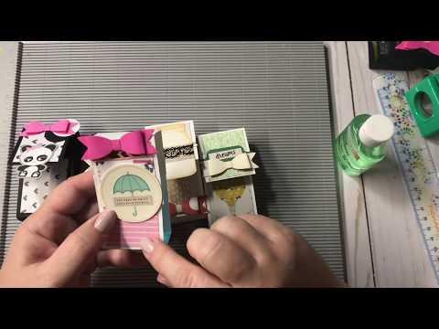Craft Fair Ideas- Hand Sanitizer Pouches
