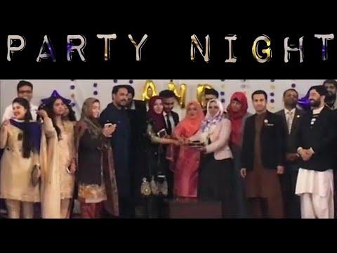 Welcome & Farewell Party Vlog|COMSATS Islamabad Wah Campus| Aslaik
