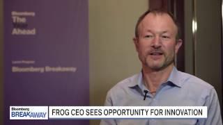 Breakaway Spotlight: Harry West, frog