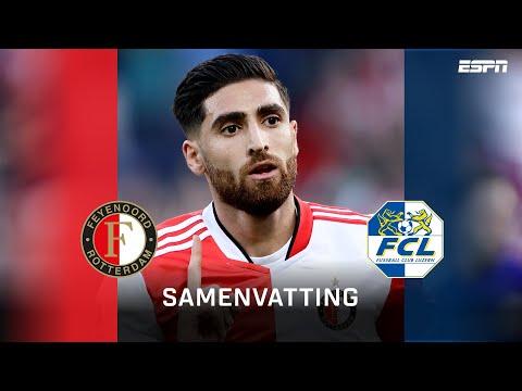 Feyenoord Luzern Goals And Highlights