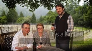 Bacio Divino: a small family winery with a long history