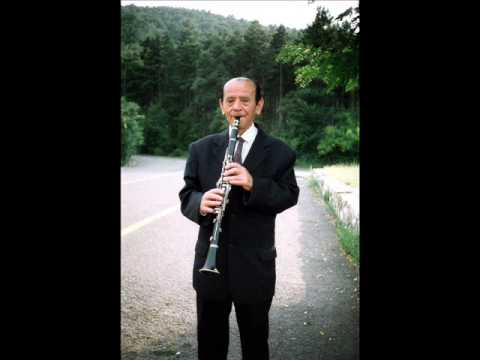 Tale Ognenovski Jazz Composition No. 1 - Macedonian Jazz Clarinet Solo