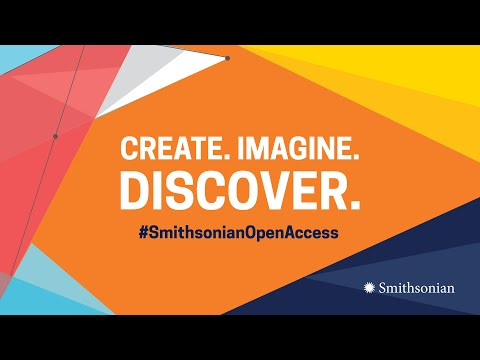 Smithsonian Open Access: 2.8 Million Images Are Yours to Use