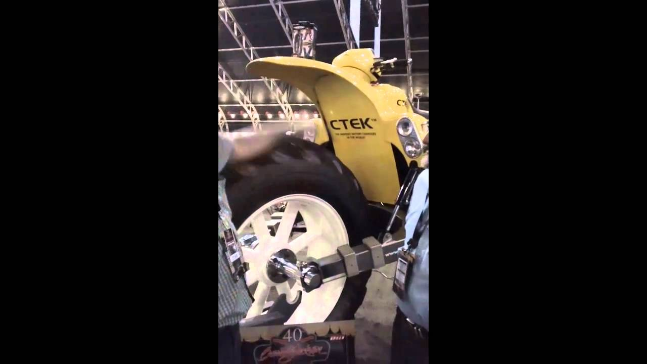 Barrett-Jackson 2011: World\'s Tallest Motorcycle - CTEK | AutoTrader ...