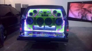 DJ SOMBRA THE CRAZY 2015