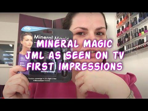 First Impressions Mineral Magic/Magic Minerals