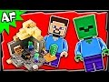 Lego Minecraft DUNGEON 21119 Stop Motion Build Review mp3