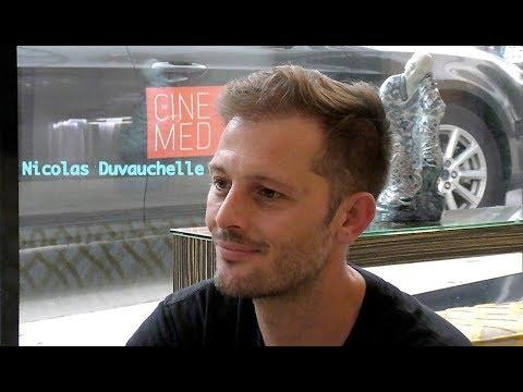 CINEMED 2017 : Nicolas DUVAUCHELLE (Tout nous sépare-film)