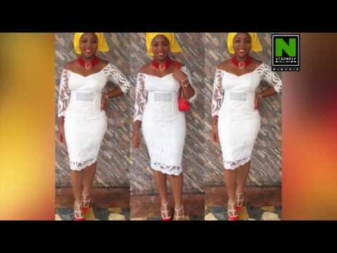 5cbcbb70dc00 FASHION FUSION: Elegant Ways To Dress Up In White Dress - YouTube