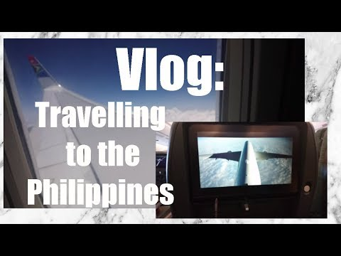 Vlog : Travelling to the Philippines from South Africa