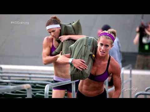 Battle of the Fittest: Kitsap Peninsula woman competing in the CrossFit Games