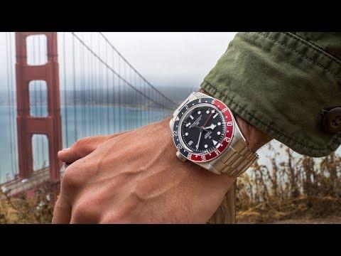 A Week On The Wrist: The Tudor Black Bay GMT