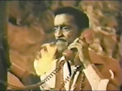 "Sammy Davis Jr. - clip from ""Poor Devil"" (1971) - Jack Klugman - Christopher Lee"
