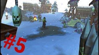 Прохождение кампании➤Повелитель Кланов(WarCraft 3)#5