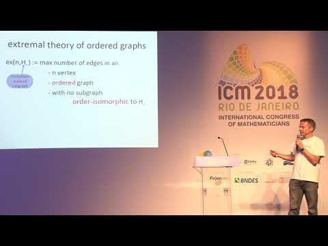 Extremal Theory Of Ordered Graphs – Gábor Tardos – ICM2018