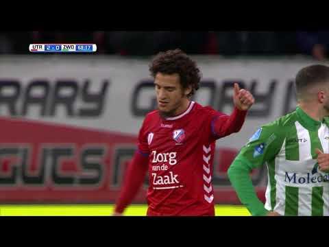 Samenvattting FC Utrecht - PEC Zwolle