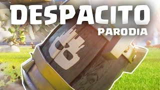 DESPACITO (PARODIA DE CLASH ROYALE) | Despacito - Luis Fonsi ft. Daddy Yankee | GiovaGames Video