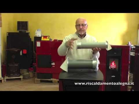 Montaggio termocamino a legna ad aria ventilata e canna fumariaиз YouTube · Длительность: 5 мин47 с