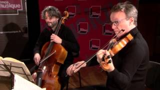 Beethoven : Trio en ut mineur op 9 n°3,  par le Trio Vuillaume