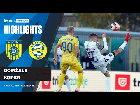 Domzale Koper Goals And Highlights