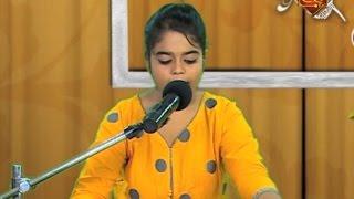 Kaushiki Guhathakurta ::  A Musical Journey of Srijan TV