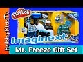 Imaginext DC Batman Mr. Freeze Headquarters Gift Set HobbyKidsTV