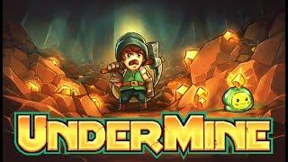 Randomowo: UnderMine - Isaac w kopni? ⛏️