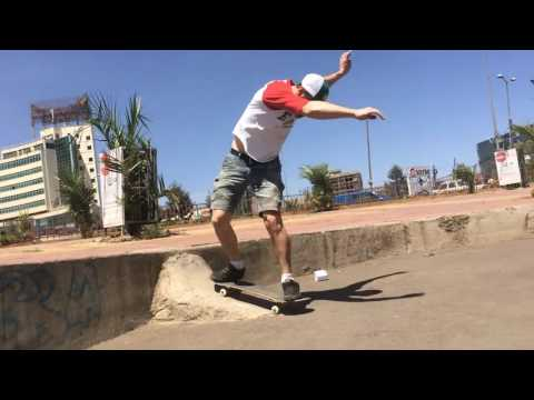 Skateboarding in Ethiopia - Sarbet/Addis