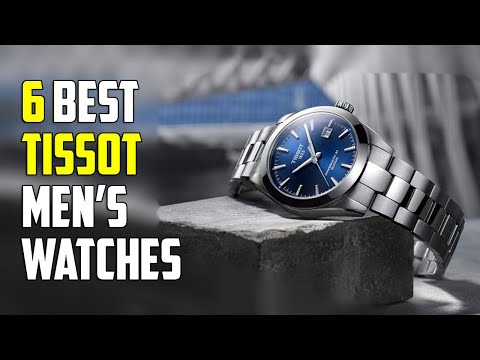 6 Best Tissot Watches For Men   Tissot Watch For Men