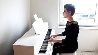 Silbermond - Das Leichteste der Welt (Piano Cover)