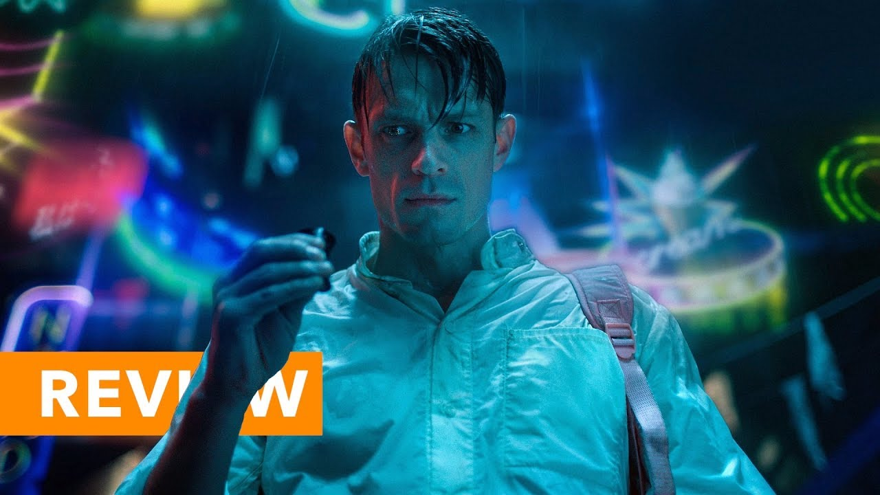 Altered Carbon Kritik