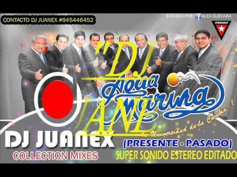 VIDEO: AGUA MARINA   MEGAMIX   LA HISTORIA   DJ JUANEX   JAUJA PERÚ