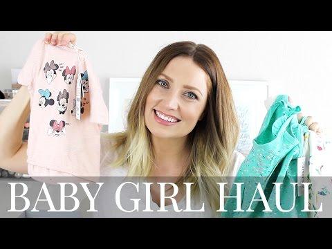 Baby Girl Clothing Haul: H&M, Zara, Old Navy, Macy's (3-6 Months)   Kendra Atkins