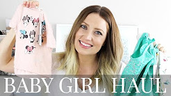 Baby Girl Clothing Haul: H&M, Zara, Old Navy, Macy's (3-6 Months) | Kendra Atkins