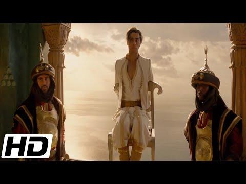 Aladdin 2019 HD - Jafar figures out Prince Ali is Aladdin