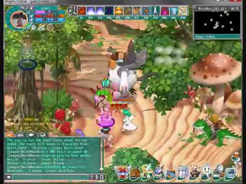 angel online AA 90 to 99