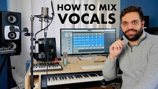 HOW TO MIX & LAYER VOCALS LIKE A PRO