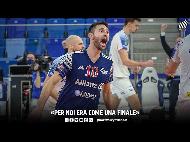 Superlega, intervista post Milano - Verona di Nicola Pesaresi