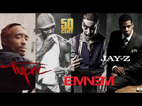 50 Cent   Go Hard ft  Eminem & 2Pac & Jay Z (New 2017!!)