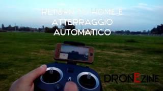 Recensione completa drone Xiro Xplorer V (vision)(Video recensione completa dal unboxing, al montaggio con dimostrazione delel funzioni e test di volo. Montaggio min. 1:00 Installazione app min. 4:50 Arming e ..., 2015-11-10T11:19:38.000Z)