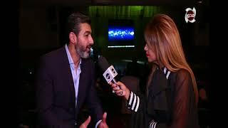 بوسى شلبى فى لقاء خاص مع ياسر جلال بعد تكريمه عن مسلسلات رمضان 2017 - أحلى النجوم