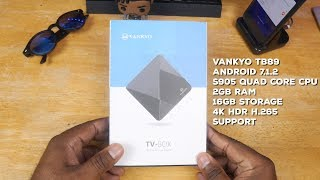 Vankyo 4K TV Box Review w/ NEW Terrarium TV WORKING Apps