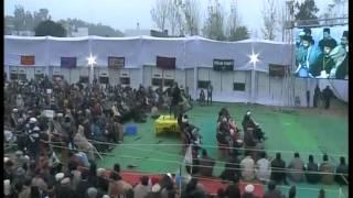 Hazrat Mirza Masroor Ahmad addresses Jalsa Salana Qadian 2012