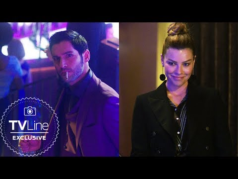Lucifer 3x22 'Bonus' Episode — God Reads Fairy Tale